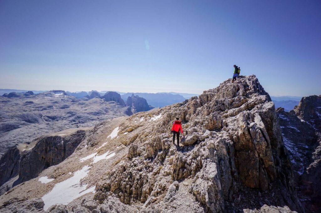 Cima della Vezzana Summit Hike