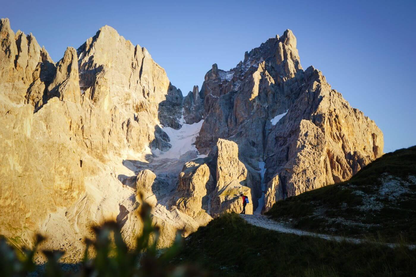 Baita Segantini Loop Trail - Best Day Hikes in the Dolomites