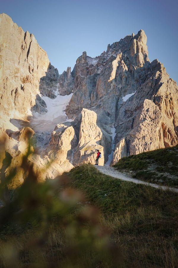 Cimon della Pala, Pale di San Martino, Dolomites, Italy