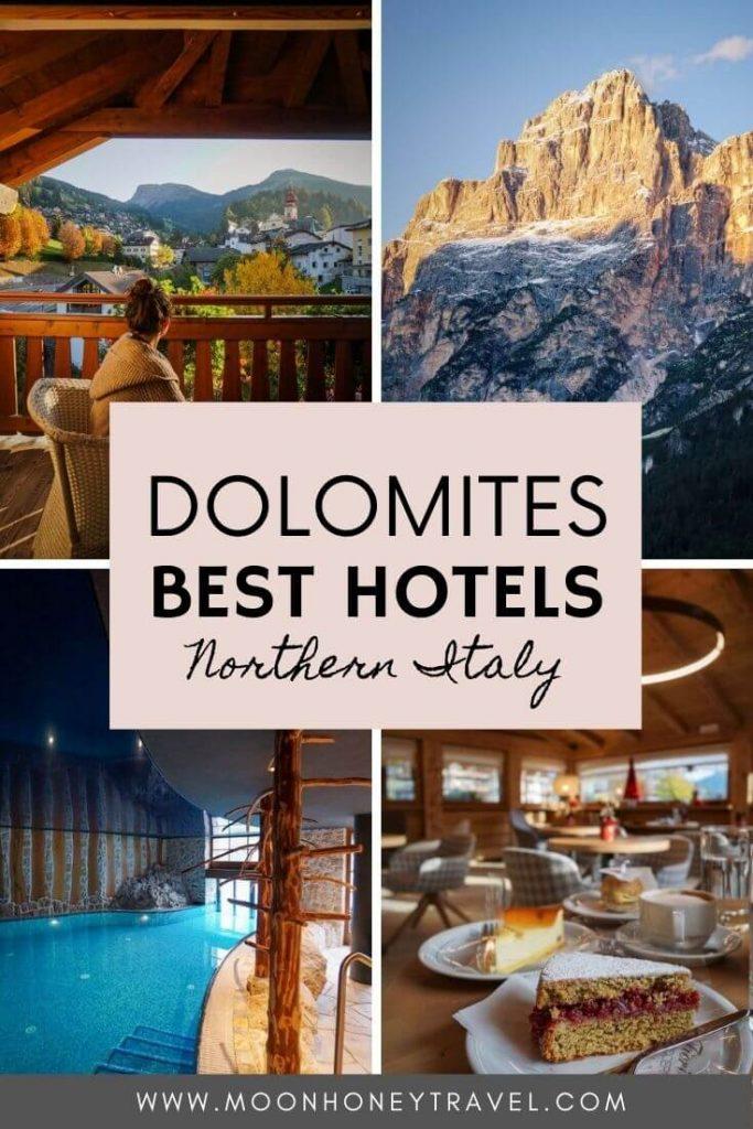 Dolomites Hotels, Italy