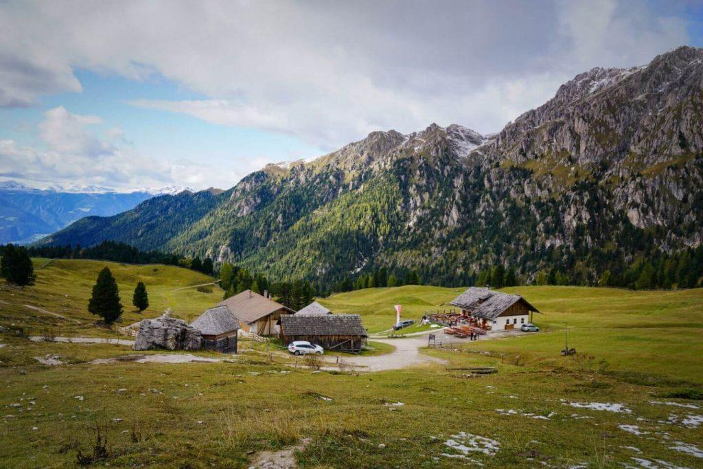 Malga Gampen/Gampenalm, Val di Funes, South Tyrol