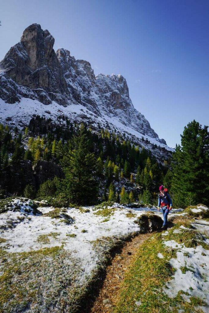 Trail 6, Val di Funes, Puez-Odle Nature Park