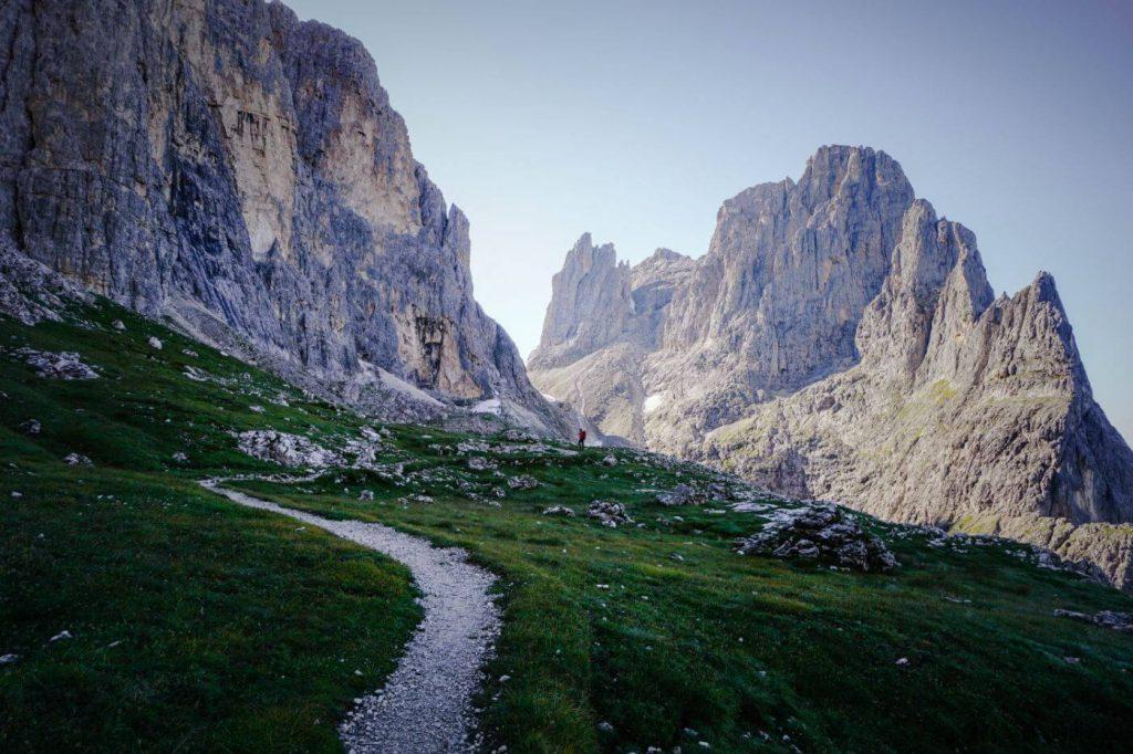 Pala di San Martino Circuit, Dolomites Hiking Trails