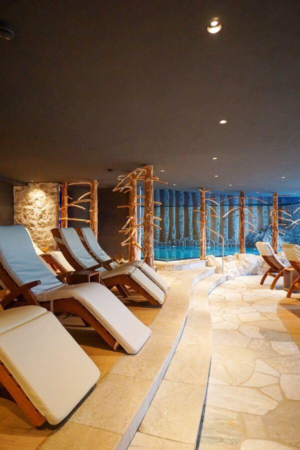 Hotel Angelo Engel Ortisei, Indoor Swimming Pool