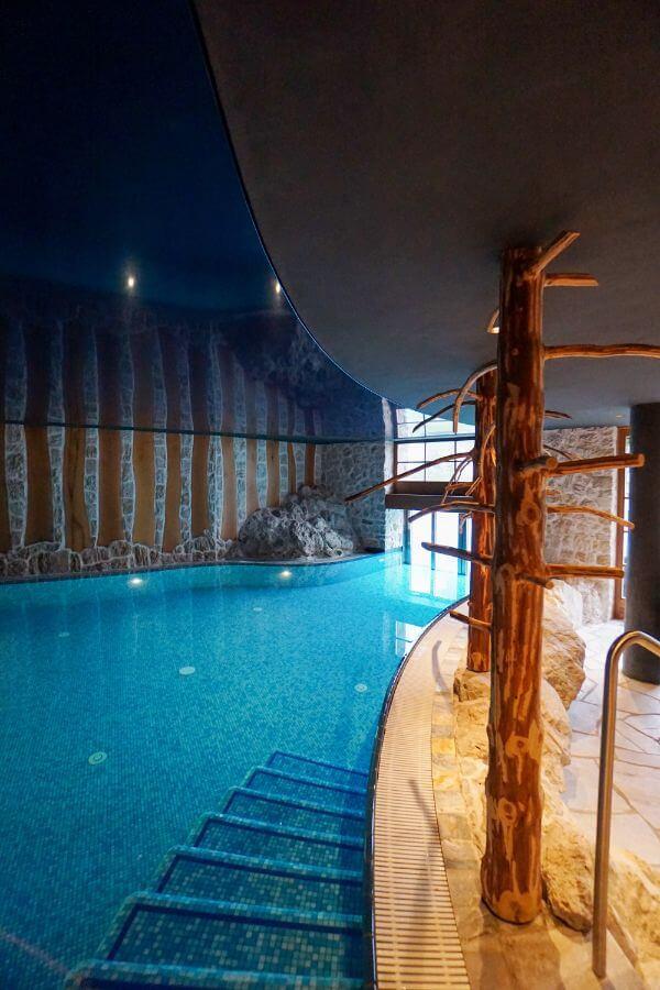 Hotel Angelo Engel Swimming Pool, Ortisei