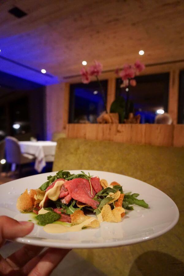Hotel Ciasa Soleil Dinner, La Villa, Alta Badia