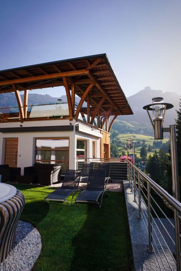 Hotel Ciasa Soleil Garden and Terrace, La Villa, Alta Badia