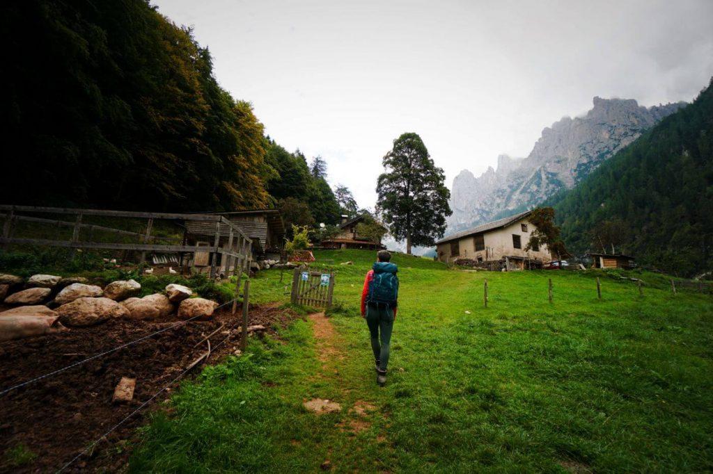 Malga Canali, Val Canali, Trentino