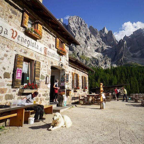 Malga Venegiota, Val Venegia