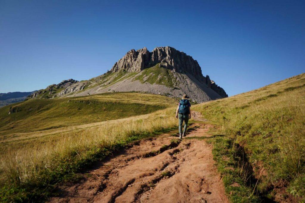 Monte Castellaz, Pale di San Martino