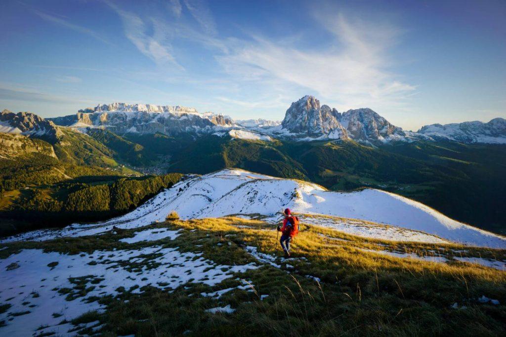 Monte Pic Day Hike, Val Gardena, Dolomites Hiking Trails