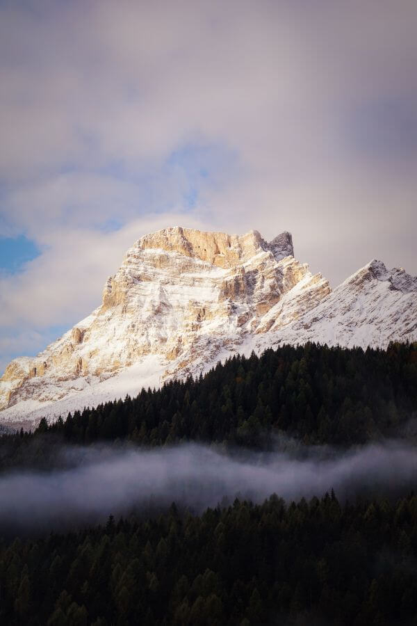Mount Pelmo, Fiori Dolomites Experience Hotel
