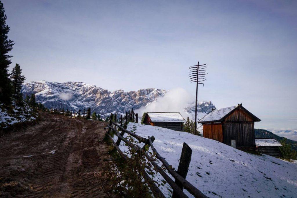 Sass de Putia Loop Hike, Puez-Odle Nature Park, Dolomites