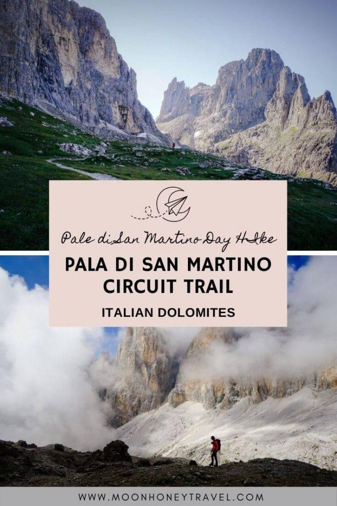 Around Pala di San Martino, Italian Dolomites
