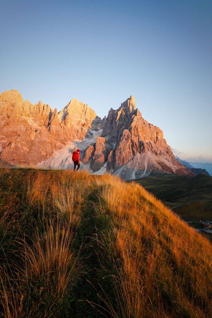 Cimon della Pala, San Martino di Castrozza, Trentino Dolomites