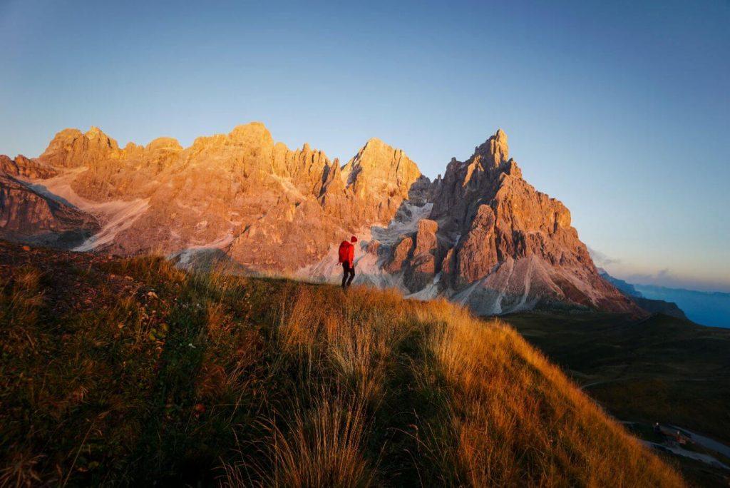 Pale di San Martino, San Martino di Castrozza, Trentino, Dolomites