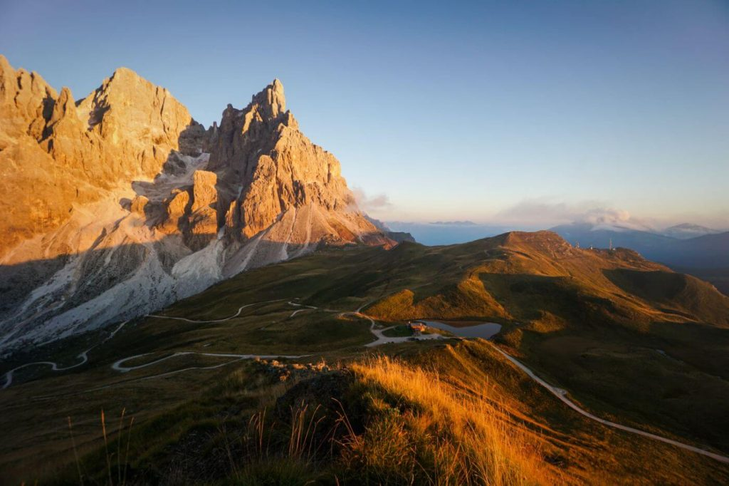 Pale di San Martino, September in the Alps