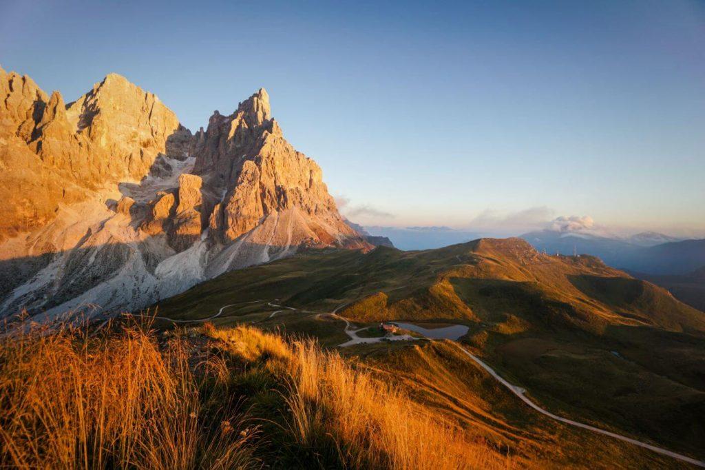 Pale di San Martino, Italian Alps Dolomites