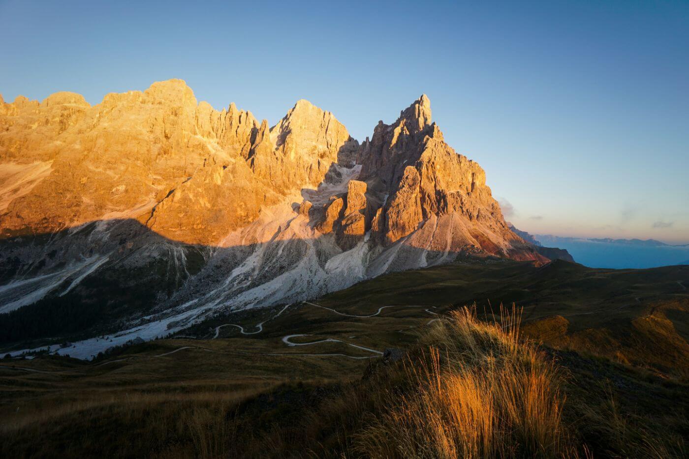 Pale di San Martino, Italian Dolomites