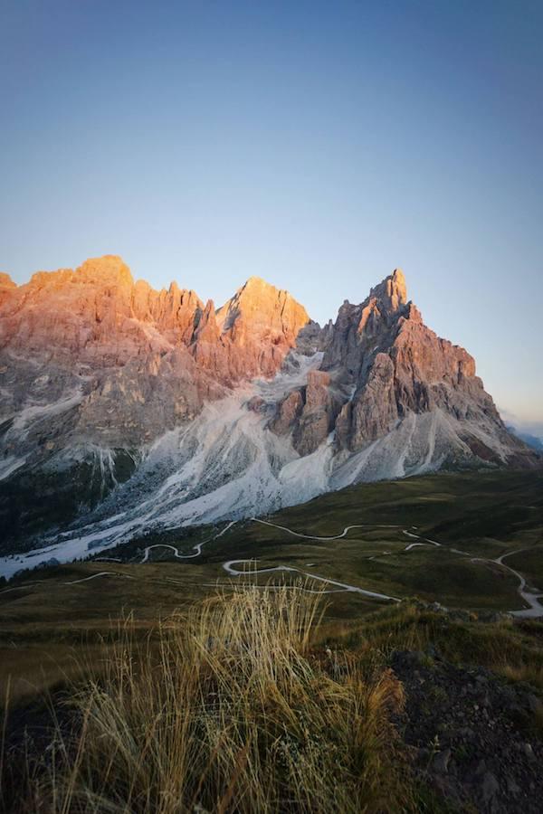 Pale di San Martino in September, Dolomites