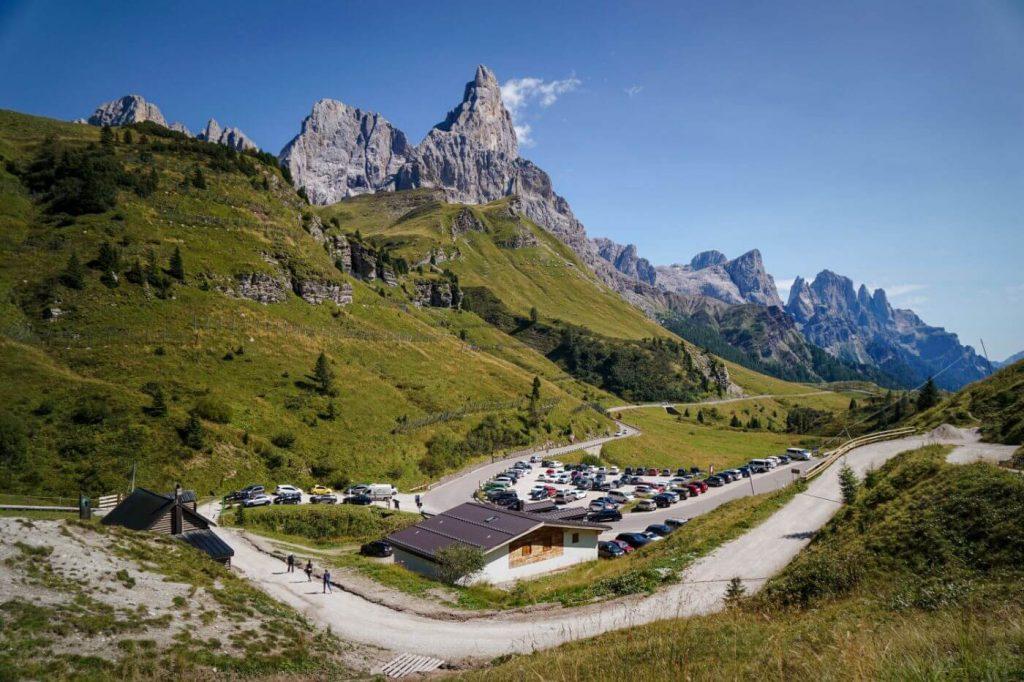 Passo Rolle, Trentino, Italy