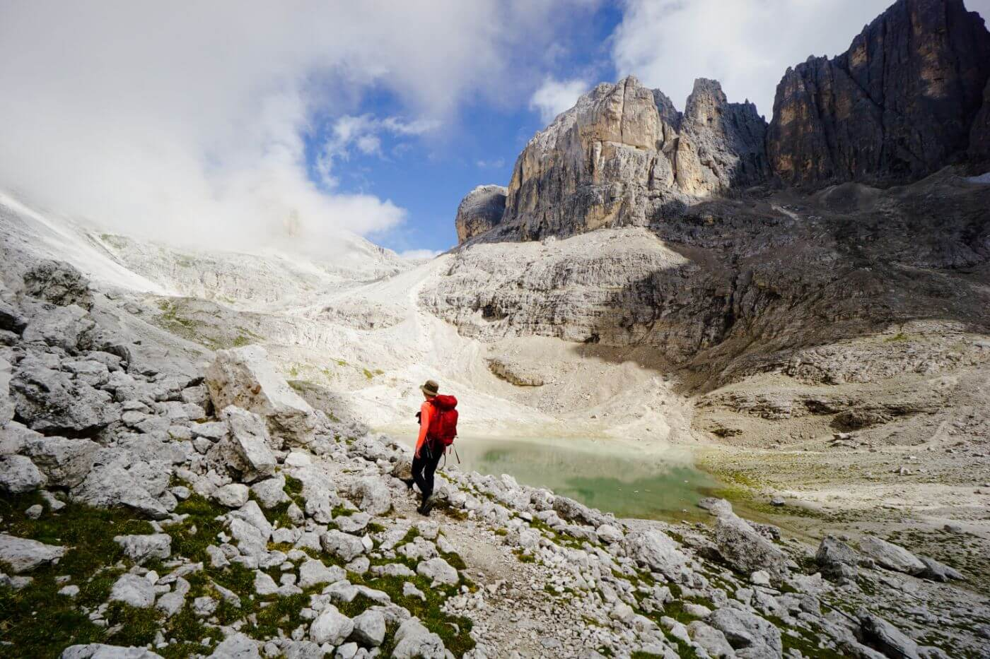 Around Pala di San Martino - Best Day Hikes in the Dolomites