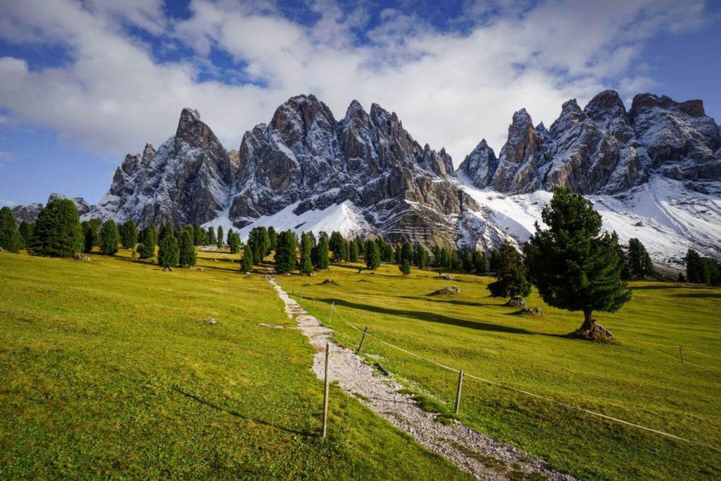 Odle Group, Dolomites