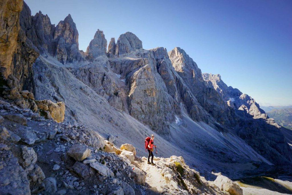 Rifugio Mulaz Hike, Pale di San Martino