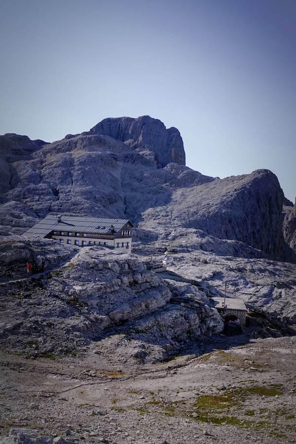 Rifugio Rosetta, Pale di San Martino