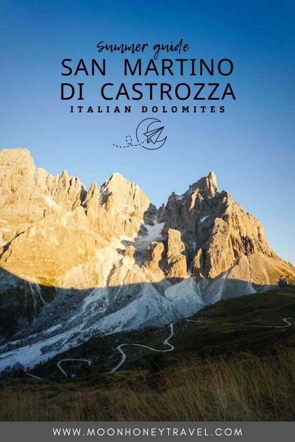 San Martino di Castrozza Italy Summer Guide