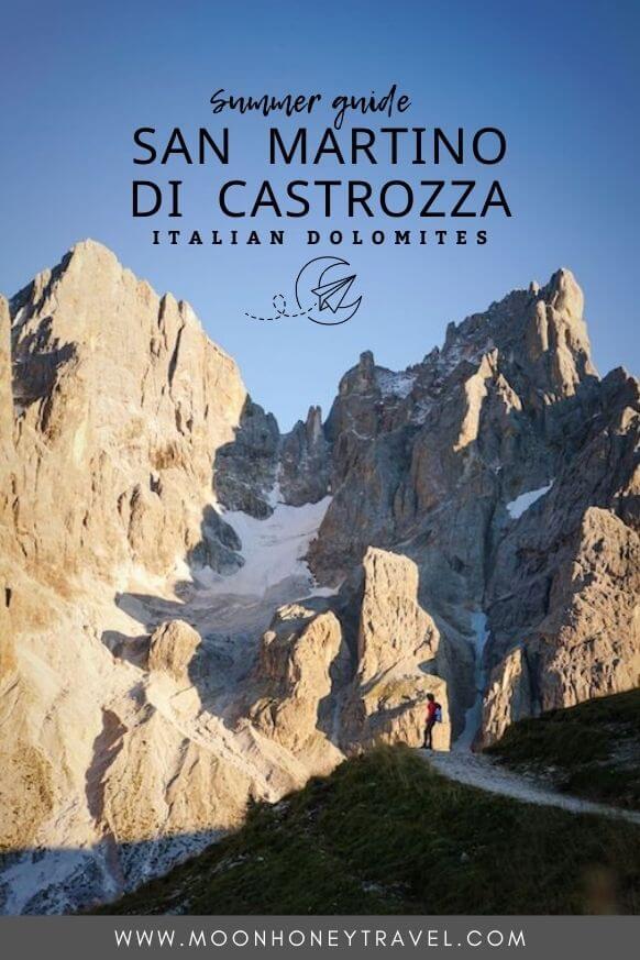San Martino di Castrozza Italy Hiking Guide