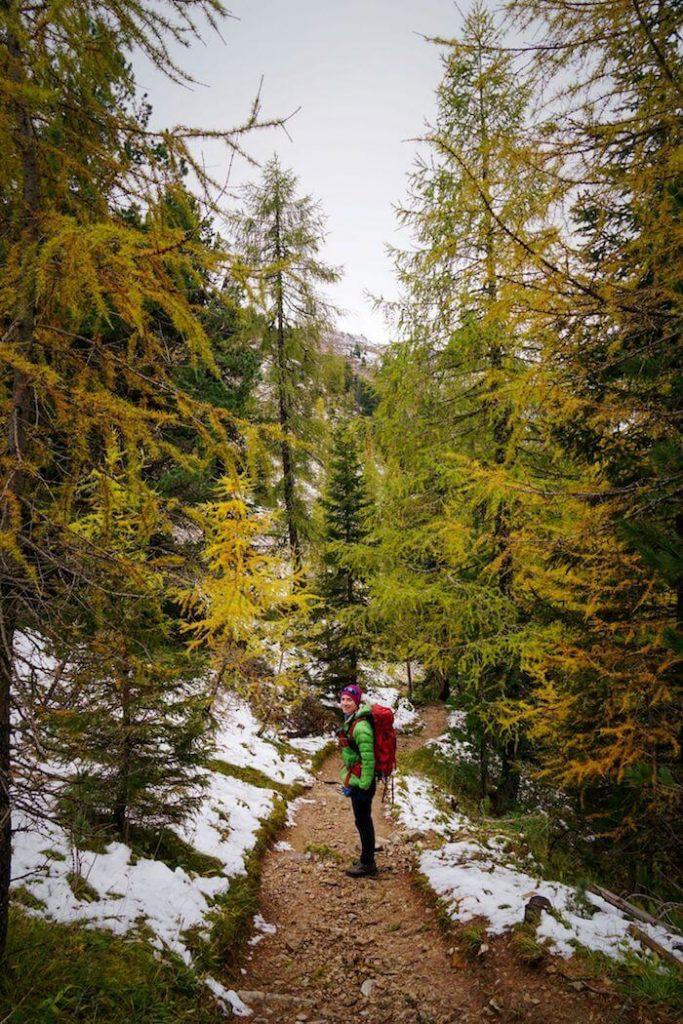 Sass de Putia Circuit Trail, Alta Badia, Dolomites