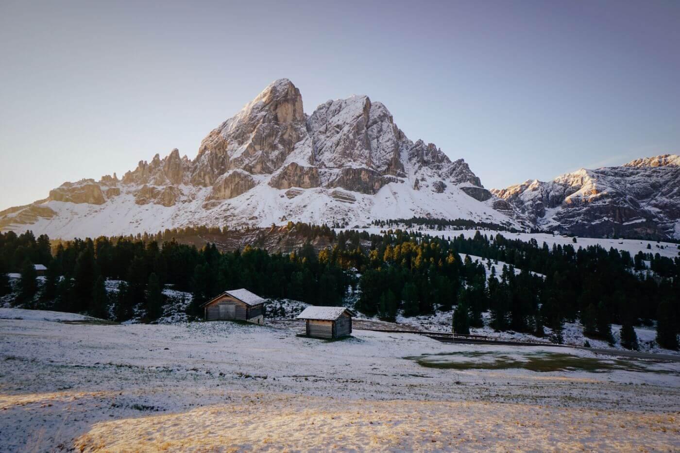 Sass de Putia Circuit, Hiking in the Dolomites
