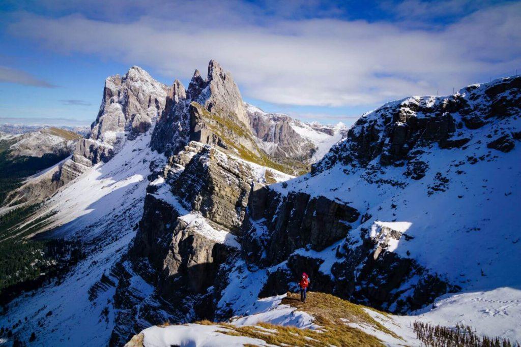 Seceda, Fermeda Peaks, Val Gardena, Dolomites