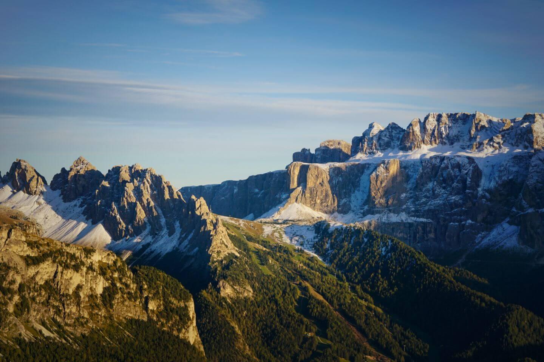 Sella Group and Cir Peaks, Val Gardena Dolomites