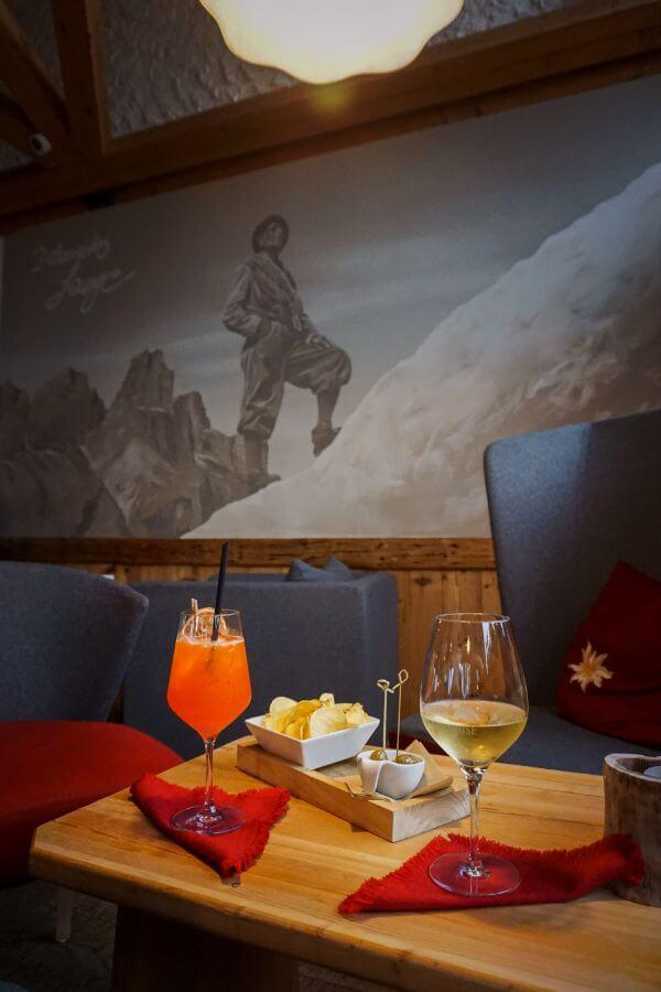 Sporthotel Alpenrose, Dolomite Lounge, Eggental