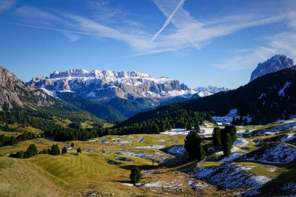 Trail 2, Val Gardena, Dolomites
