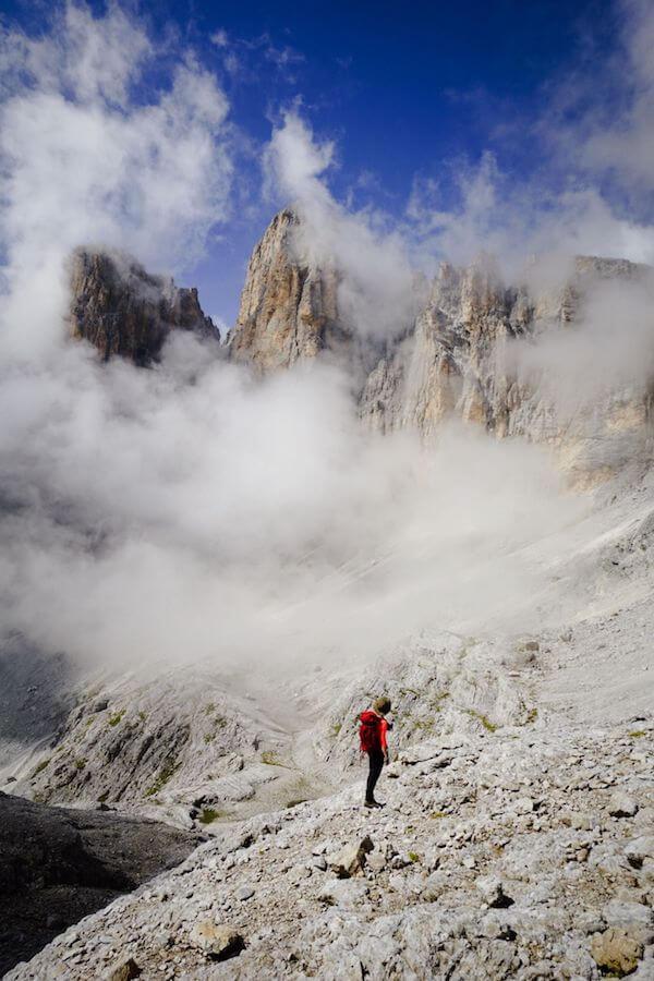 Around Pala di San Martino, Circuit Hike, Italian Dolomites