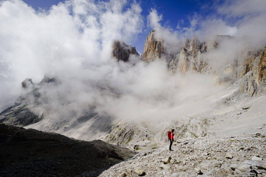 Trail 709, Val Pradidali, Pale di San Martino
