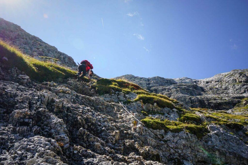 Rifugio Mulaz to Passo di Venegiota, Trail 751, Pale di San Martino