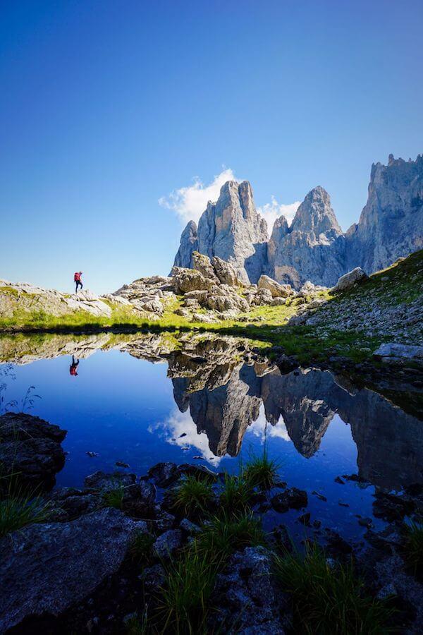 Pale di San Martino/Pala Group Hiking   Where to Stay in the Dolomites in Summer - San Martino di Castrozza