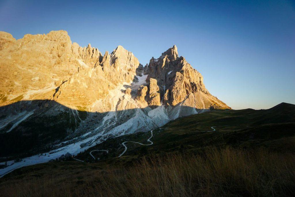 Northern Chain of the Pala Group, Baita Segantini, Dolomites