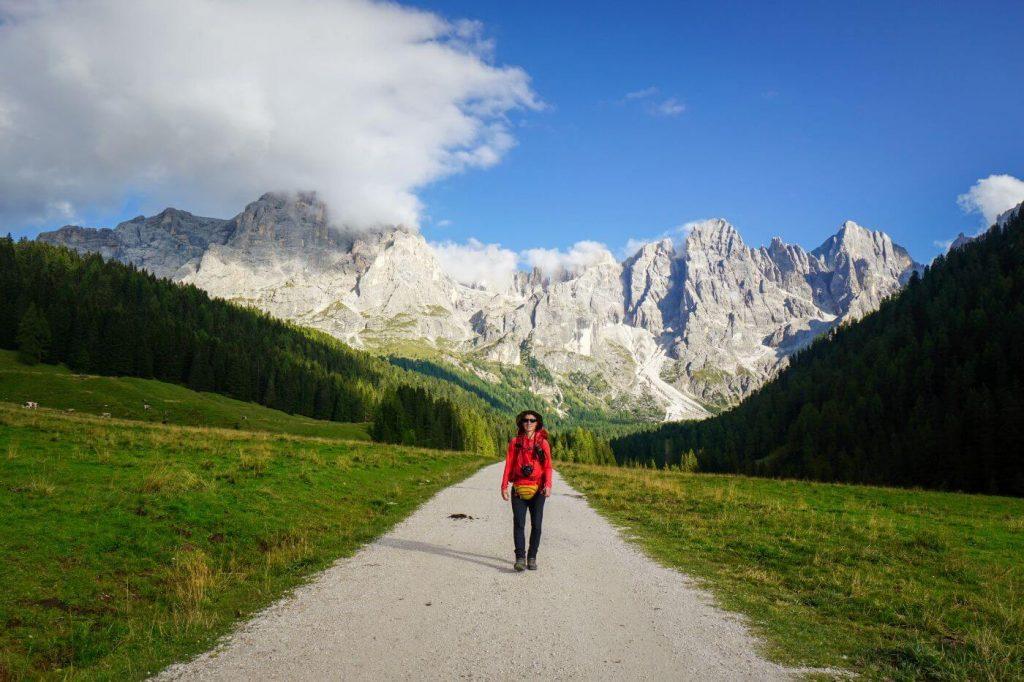 Val Venegia Day Hike, Pale di San Martino