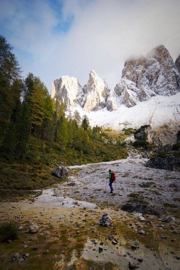 Adolf Munkel Trail, Val di Funes Hiking Trails