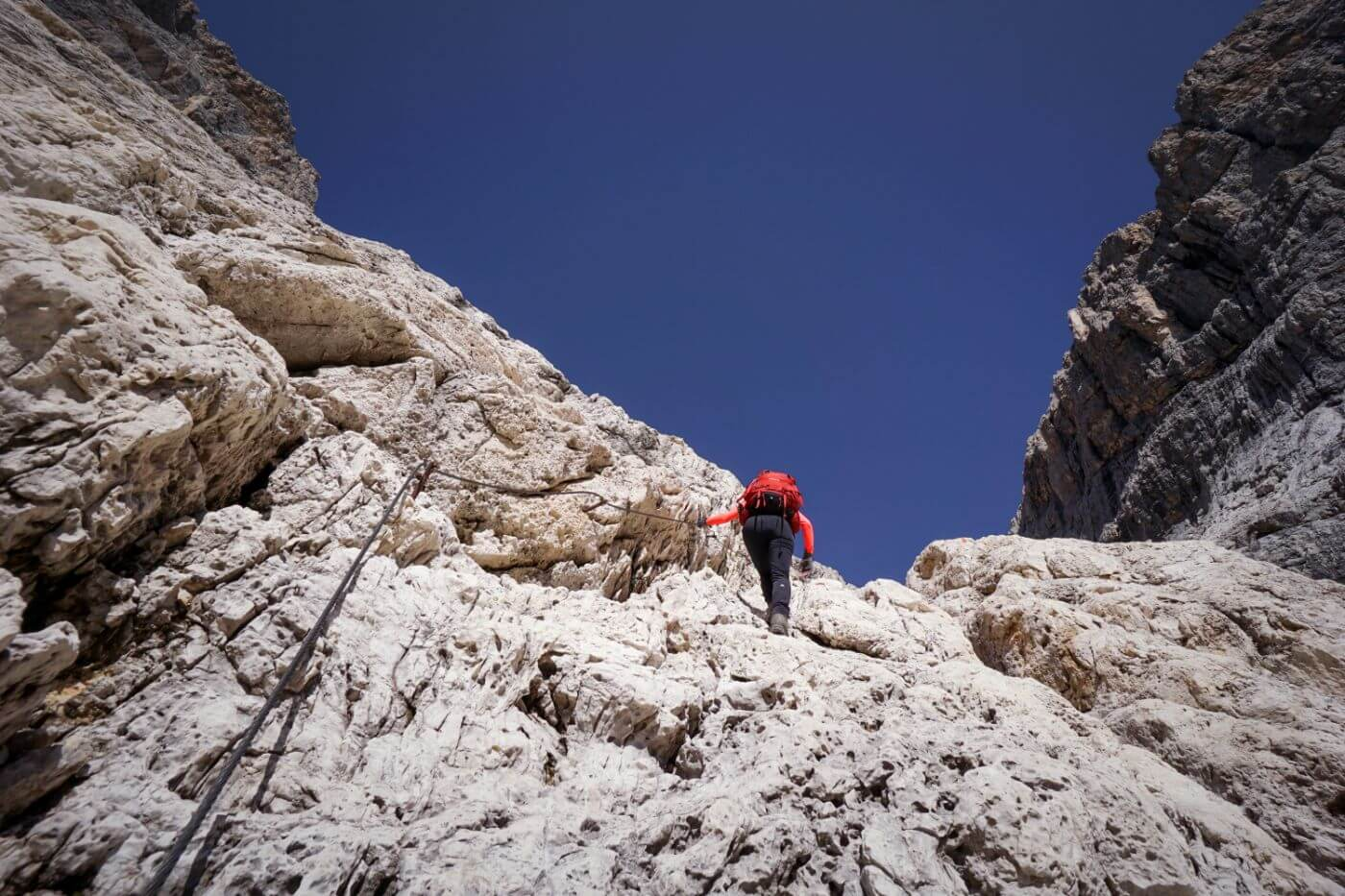 Hiking to Cima della Vezzana, Dolomites Day Hikes