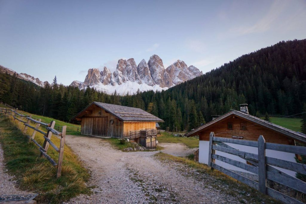 Zanser Schwaige, How to Visit Val di Funes, Dolomites, Italy