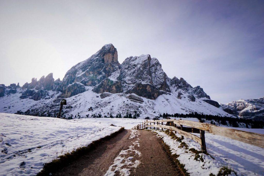 Sass de Putia Circuit Trail, South Tyrol, Italian Dolomites