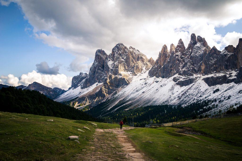 Resciesa Plateau, Ortisei, Val Gardena