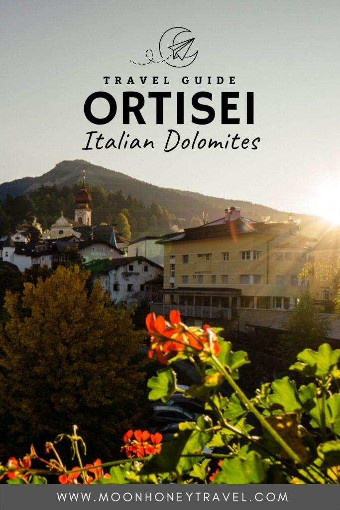 Ortisei Val Gardena Italy Travel Guide