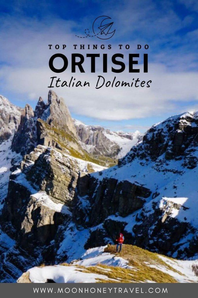 Top Things to Do in Ortisei, Val Gardena, Dolomites